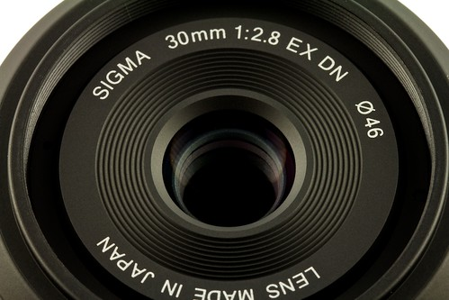 Sigma 30mm f-2.8 for Micro Four Thirds