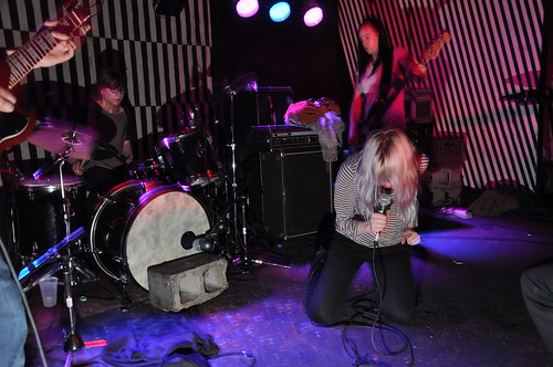 White Lung at Babylon