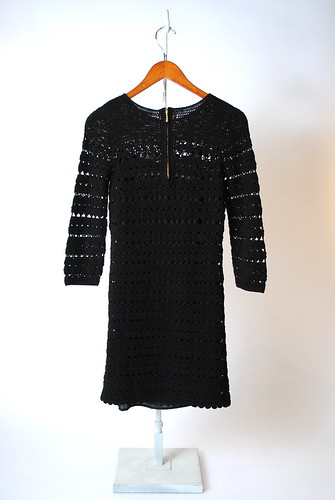 Tulla Crochet Dress