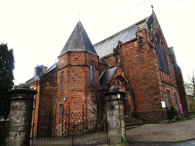 Kilbarchan West Church, Kilbarchan