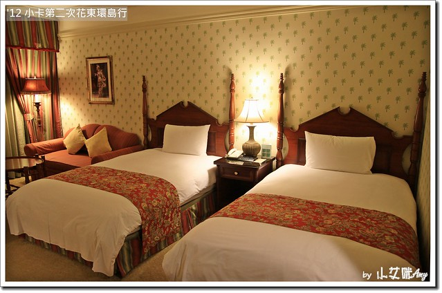 花蓮遠雄悅來大飯店精緻客房IMG_0855
