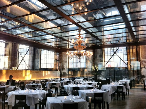 Designoclasm lasalle for Restaurant a lasalle