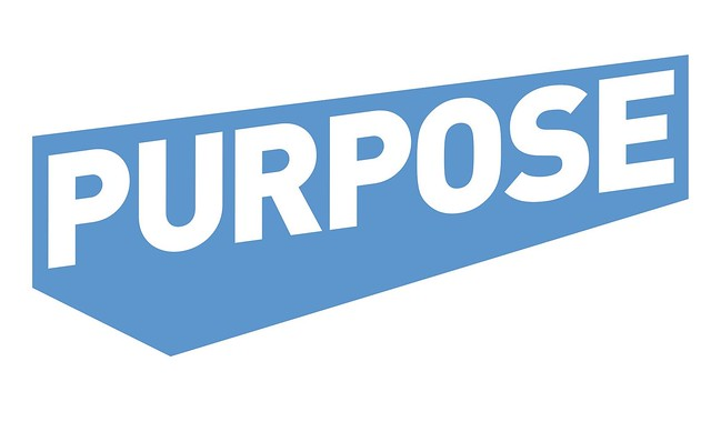 Purpose Logo from Flickr via Wylio