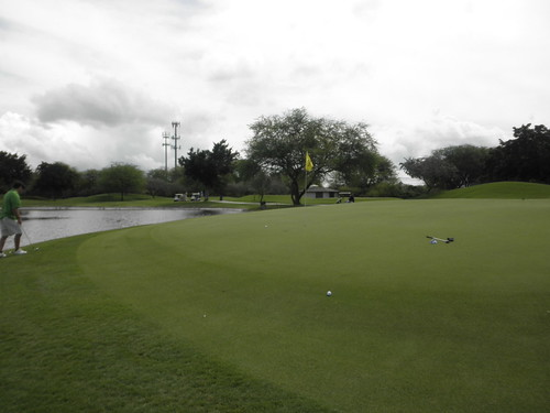 ewa beach Golf Club 125