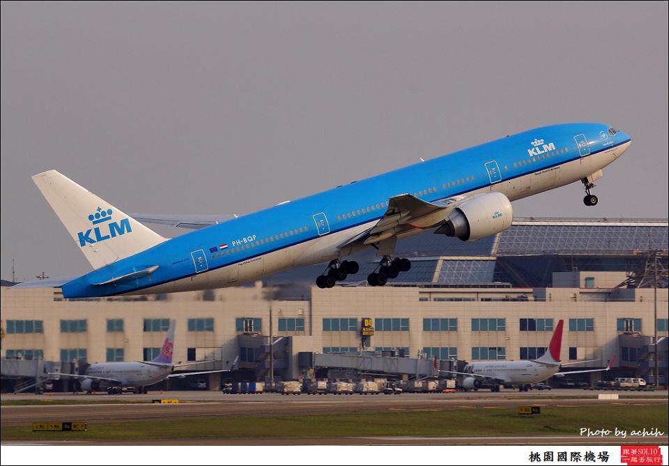 荷蘭航空PH-BQP客機004