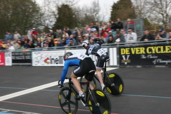 Peter Mitchell wins the Whitten Timber Sprint