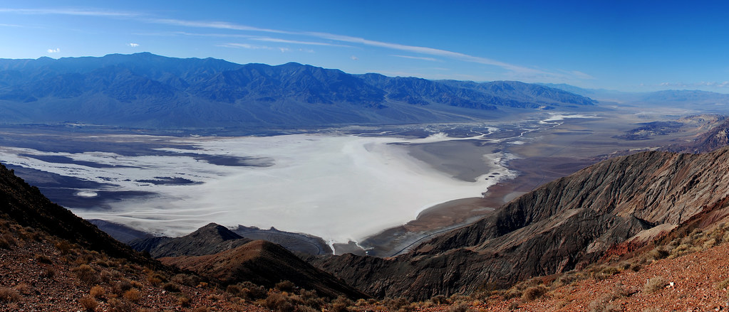 Death Valley Panorama 2012