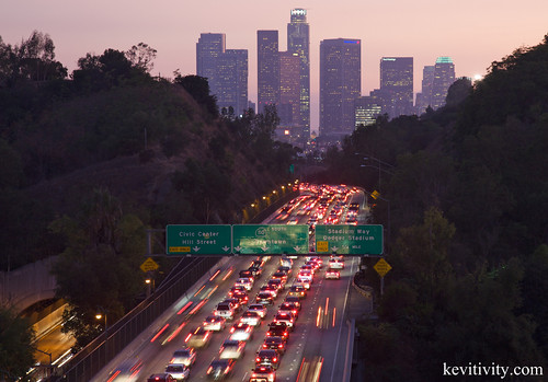 Los Angeles (by: Kevin Stanchfield, creative commons license)