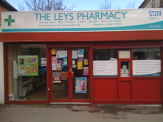 Picture of Leys Pharmacy (Rose Hill)