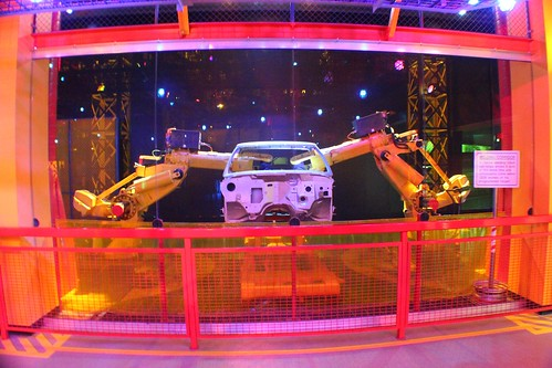 Post-show - Test Track at Epcot