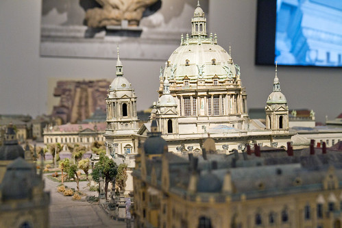 Model of Berlin Palace