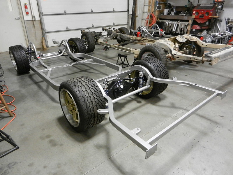 1978 1988 G Body Regal Monte Carlo Chassis Schwartz