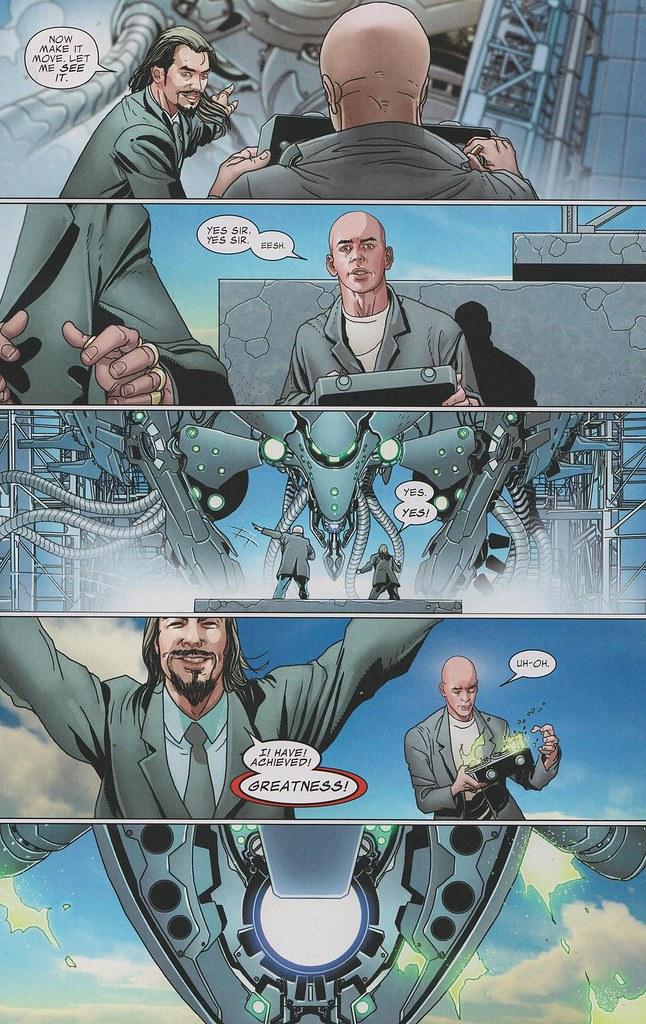 invincible iron man #516