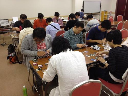 LMC Chiba 408th : Hall