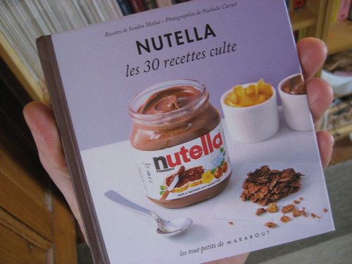 Cam's Nutella cookbook