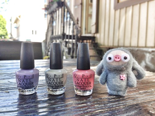 opi trio and miffwinkle