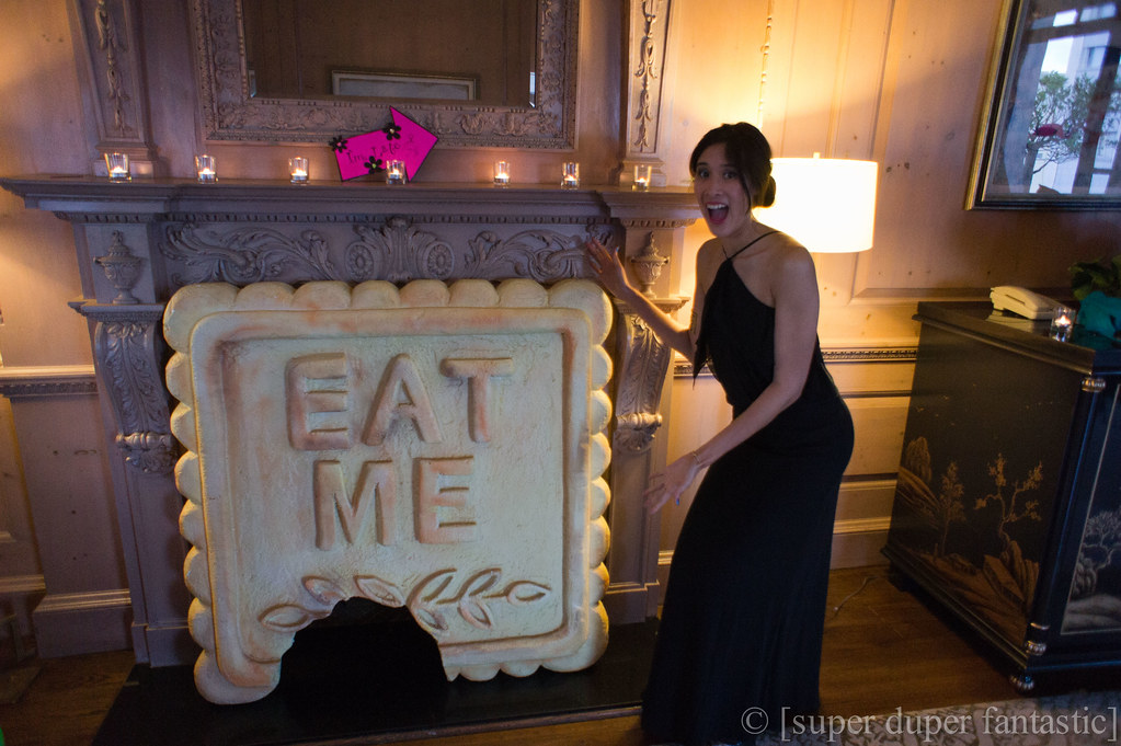 Annual Ball - Eat Me