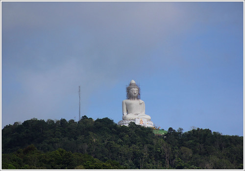 Big Buddha Phuket on 19th June 2012