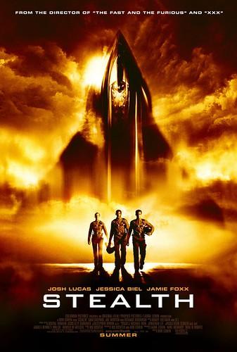 绝密飞行 Stealth(2005)