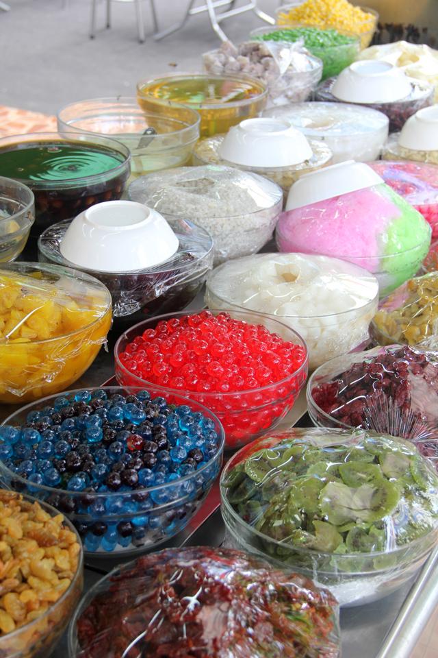 Tastes Of Thai Food