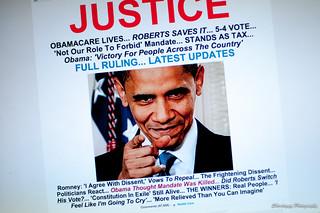 059:365 - 06/28/2012 - ObamaCare
