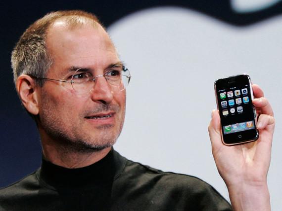 Presentación iPhone 2007
