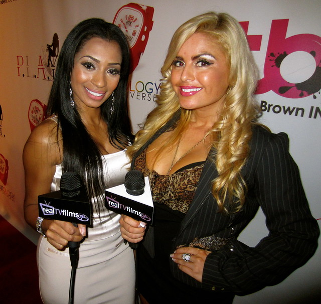 Karlie Redd, Tia Barr, BET Awards Pre Party by KGPR, Hosted by Karlie Redd
