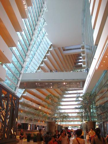 Singapore Swing: Sands Hotel