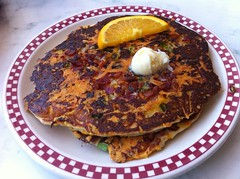 Upside-Down Hog Cakes