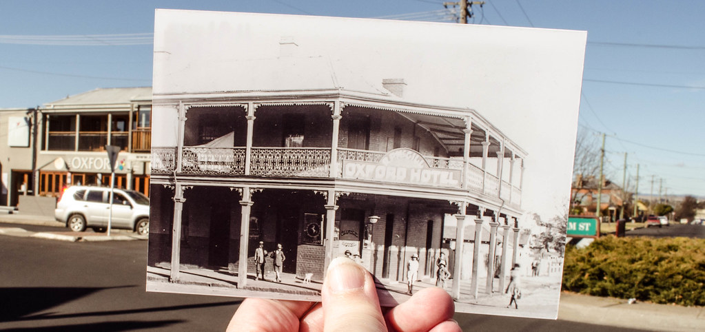 Oxford Hotel, Bathurst NSW