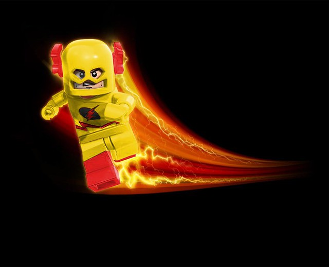 zoom and flash lego wallpaper -#main