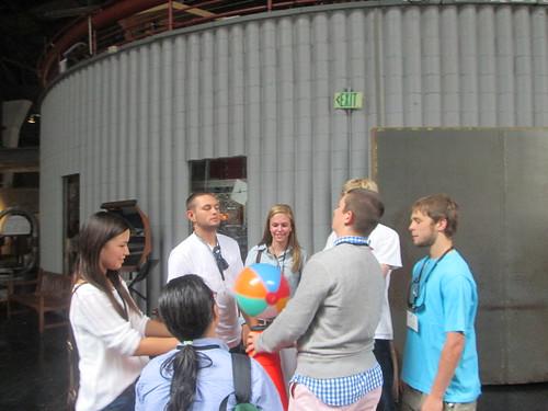 Exploratorium Visit