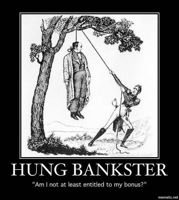 HUNG BANKSTER