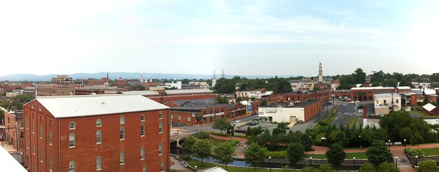 City of Frederick Panorama