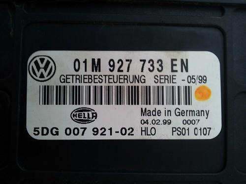 Volkswagen Fault Code 00258 ✓ Volkswagen Car
