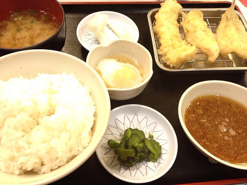 天ぷら食堂 ゑびすや@大和郡山市-07