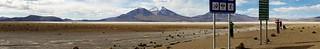 Panorama over Salt Lake