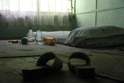 La habitación del yonki