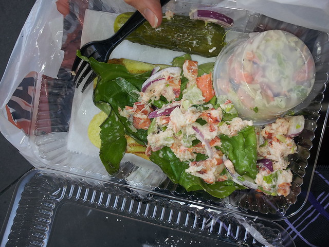 Is this a Lobster Roll or a Lobster Salad?