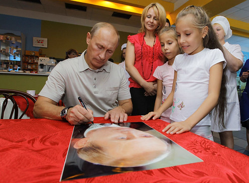 putin ladies love