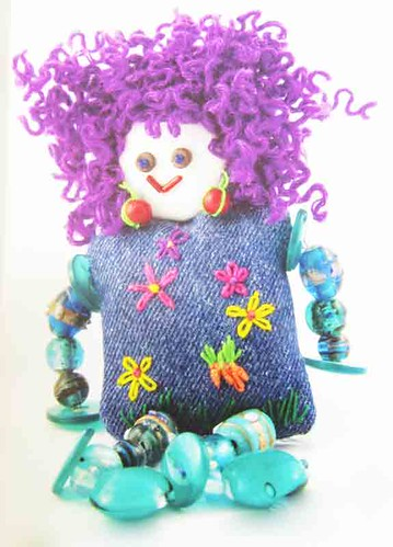 Workbox Magazine - stitch craft ideas for children,