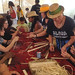 Ukeke workshop at the Smithsonian Folklife Festival.