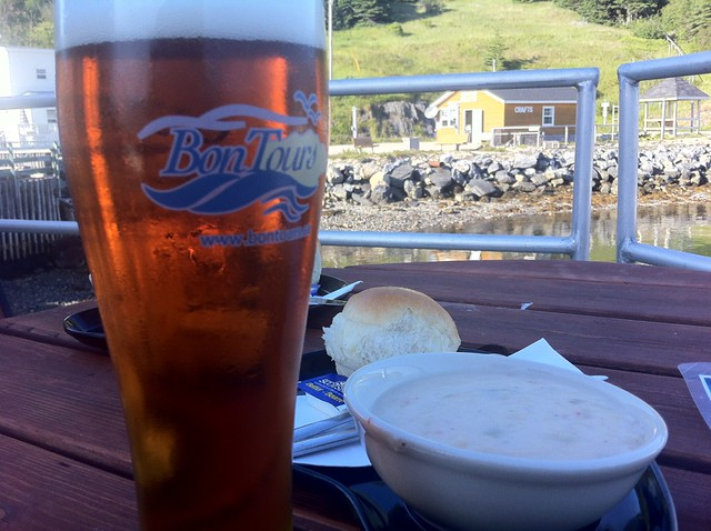 Chowder and Beer