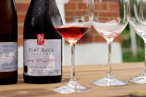 2006 Flat Rock Pinot Noir