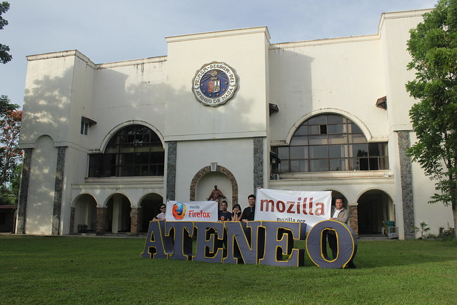 Open Web Day Ateneo De Naga University