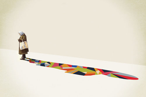 JasonRatliff - walking shadow series 3