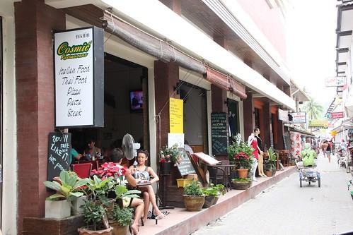 DMG旁边的餐厅,出品好麻麻