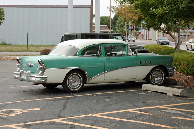 1955 buick special 2 door sedan 3 of 9 photographed for 1955 buick special 2 door