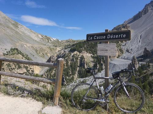 La Casse Déserte