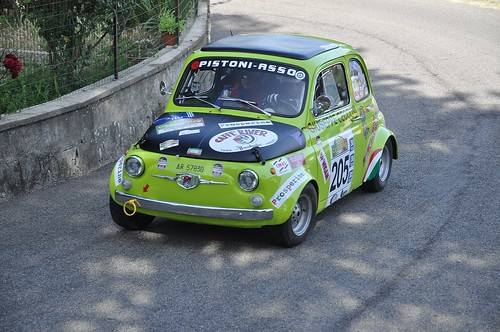 32nd Casentino rally, Talla by PhylB